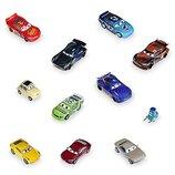 Disney Cars 3 Тачки 3 набор с 11 машинками Exclusive 11-Piece Deluxe PVC Pixar Figure Playset