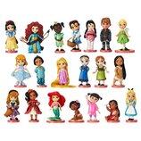 Disney´s Animators´ Набор фигурок мини аниматоров 20 принцесс 2018 Collection Mega Figure