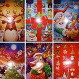 шоколадные адвент календари