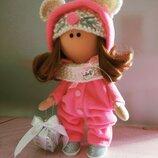 Кукла Тильда Мышка