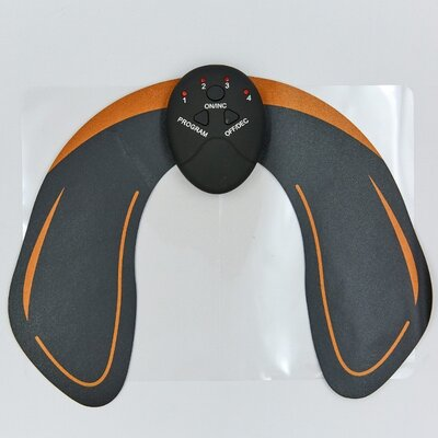Миостимулятор для мышц ягодиц Hips Trainer 0323 силикон, ABS-пластик, металл