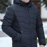 Мужская Зимняя куртка подкладка-флис Кекс . Размеры 46,48,50,52.