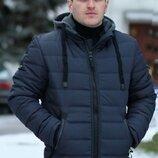 Мужская Зимняя куртка Оскар . Размеры 46,48,50,52.