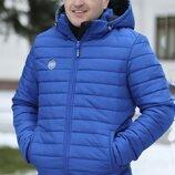 Мужская Зимняя куртка разноцвет. Размеры 46,48,50,52.