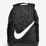 Детский рюкзак с принтом звезд Nike Brasilia