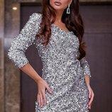 Шикарное нарядное платье 1275