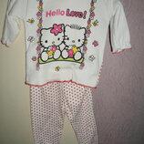 Пижама,комплект на 3 мес