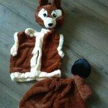 Костюм Белочки, детский карнавальный костюм Белочка