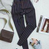 Ультрамодные брюки-Бананы с высокой посадкой от Zara