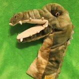 Крокодил.мягка іграшка.мягкие игрушки.кукольный театр.перчатка.театр.The Puppet Company