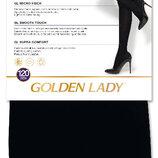 Плотные матовые колготы Golden Lady Tonic 120