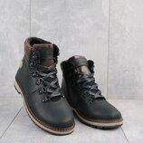 Ботинки подростковые 3 цвета зима