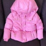 Тепла демісезонна курточка Нм 5-6 років
