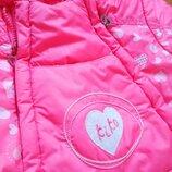 Комбінезон р 80 1 годик Кіко костюм зимний демисезонный демо куртка штаны брюки пух мех Kiko Кико