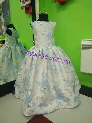 нарядное платье детское
