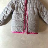 Демісезонна курточка для дівчинки 5 років