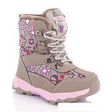 Детские зимние сапожки-ботинки