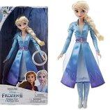 Кукла Эльза поющая из мф Холодное сердце 2 Disney