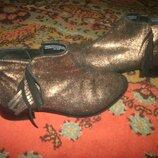 ботинки бренд MONKEY
