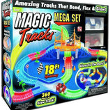 Мэджик Трек Гоночный трек Magic Tracks с мостом, 360