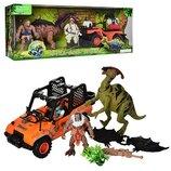 Набор спасателей Jurassic World D124-58-59 юрский период