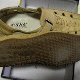Натуральные летние туфли 41 размер