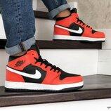 кроссовки зимние на меху nike, Nike Air Jordan 1 Retro кроссовки зимние на меху, найк кроссовки зимн
