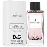Tester женский Dolce&Gabbana 3 L Imperatrice 100 мл