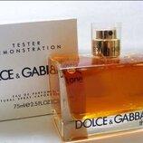 Tester женский Dolce & Gabbana The One 75 мл