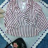 Рубашка на запах, блуза на запах