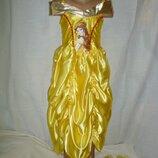 платье Белль на 7-8 лет