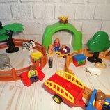 Плеймобил зоопарк, playmobil