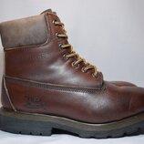 Ботинки Caterpillar Cat / Timberland мужские кожаные. Оригинал. 42 р./26.5 см.
