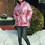 Мега крутая и очень теплая куртка енки- енки, размеры 42.44.46.