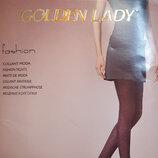 Плотные бордовые колготы цвет марсала Golden Lady Diamond sky - 60den
