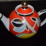 Большой Чайник-Заварник от чайного сервиза ЯБЛОКО Производство Ссср