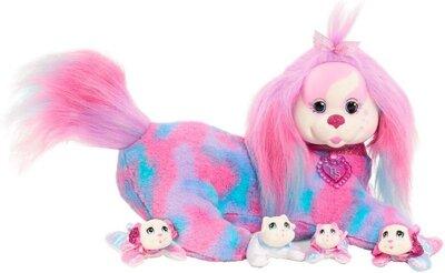 Puppy Surprise Мягкая игрушка-сюрприз Беременная собака с щенками Элиза JPL42367 Eliza 12 puppy Plu