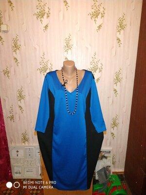 Шикарное Стройнящее Брендовое Платье DOROTI PERKINS Для Пышной Красы