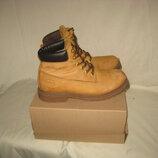 Ботинки Dockers Германия 39 размер,по стельке 25,5 см. Кожаные.зимние..внутри утеплитель-.Легенькие
