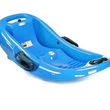 Санки корыто KHW Kunststoff Snow Flipper de luxe, голубой 26015