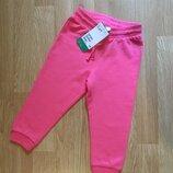 Фирменные штаны для девочки H&M, размер 12-18 м, 86 и 92, 1,5-2 года