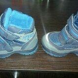 Термо ботинки зимние Lupilu Лупилу