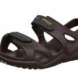 Мужские сандалии Crocs Swiftwater River Sandal р. 42-47