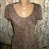 Женская блуза с цветочным принтом Papaya