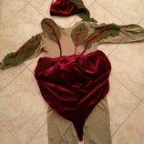 прокат карнавальный костюм Буряка, бурячок буряк ,на утренник Киев для мальчика