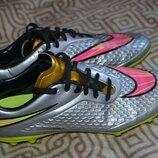 Футбольные бутсы копы копочки Nike 24.5-25 см 38 размер