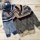 Новинка Крутой свитер для мальчика Турция