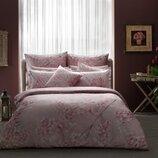 Двуспальный евро комплект Тас Euphoria Сатин-Digital постель сакура розовая