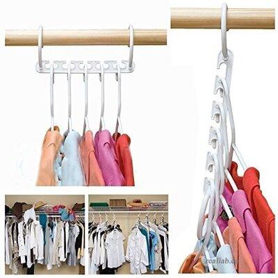 В лоте набор из 2 штук Вешалка для одежды Wonder Hanger. Полезная вещь для дома, можно докупить