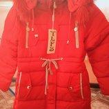 Зимнее пальта